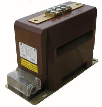 Трансформатор тока типа ТОЛ-СЭЩ-10
