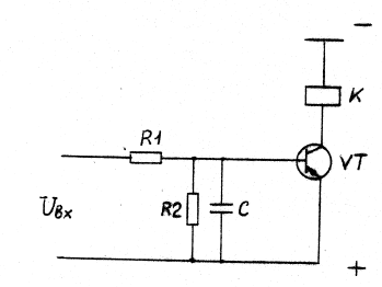Рис.6 - Способ снижения коммутационных перенапряжений путем увеличения времени переключения транзистора с помощью R2-C