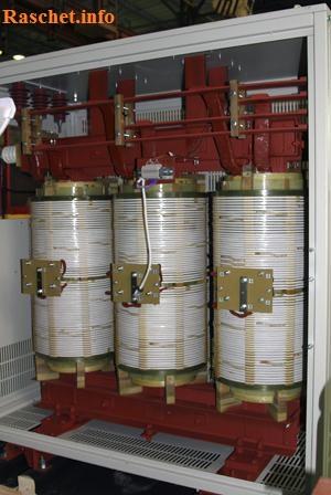 Трансформаторно-реакторное оборудование