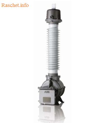 Трансформатор тока 110 кВ типа IMB-123
