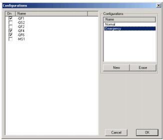 Управление конфигурациями в программе DOC2