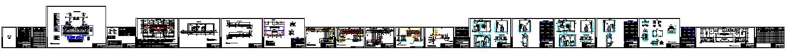 Рабочий проект реконструкции ЗРУ-10 кВ. Электротехнические решения в формате dwg