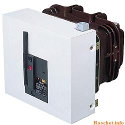 Выбор силового выключателя 6 кВ