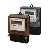 Учет электроэнергии двухэлементным счетчиком в режиме ОЗЗ