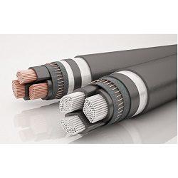 Зависимость нагрева кабеля от времени отключения КЗ