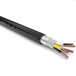 Расчет допустимой потери напряжения в кабеле от ТН до устройств релейной защиты