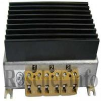 Выбор догрузочных резисторов во вторичной цепи трансформаторов напряжения