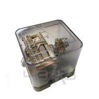 Пример расчета дифференциальной защиты асинхронного двигателя на реле РНТ-565