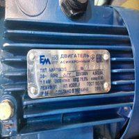 Определение технических характеристик асинхронного двигателя