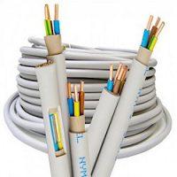 Выбор сечения кабеля для освещения на напряжение 220 В