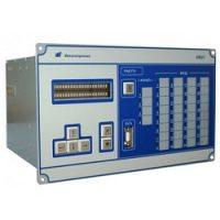 Схема центральной сигнализации на устройстве БМЦС