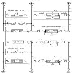 Схема УРОВ в сетях 6(10) кВ