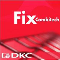 FIX Combitech версии 2.0 – программа расчета аксессуаров и крепежа для кабельных лотков DKC