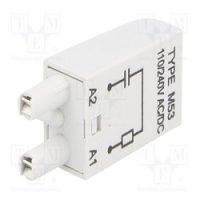 Защита контактов реле от бросков напряжения и токов в цепях переменного и постоянного тока