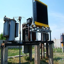 Использование трансформатора заземления нейтрали