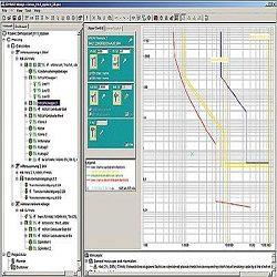 Расчет сети и выбор электрооборудования с помощью программного комплекса SIMARIS