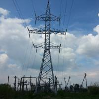 Проект реконструкции ВЛ 35 кВ в формате dwg