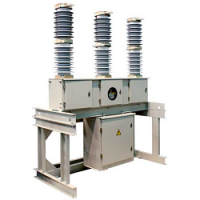 Чертеж выключателя вакуумного типа ВРНСМ-35-20-1600 УХЛ1