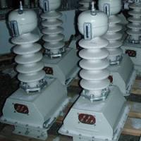 Чертеж установки ТН ЗНОМ-35-65 и ОПН MWK-36 в формате dwg