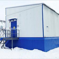 Рабочий проект реконструкции ЗРУ-10 кВ в формате dwg