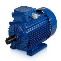 Чертежи электродвигателей серии 4А в формате dwg