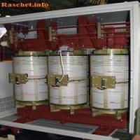 Компенсация реактивной мощности с помощью трансформаторно-реакторного устройства