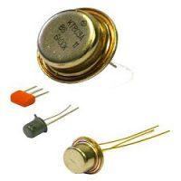 Цветовая и символьно – цветовая маркировка транзисторов