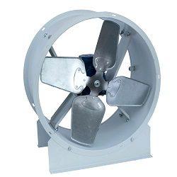 Схема управления вентилятором в формате dwg