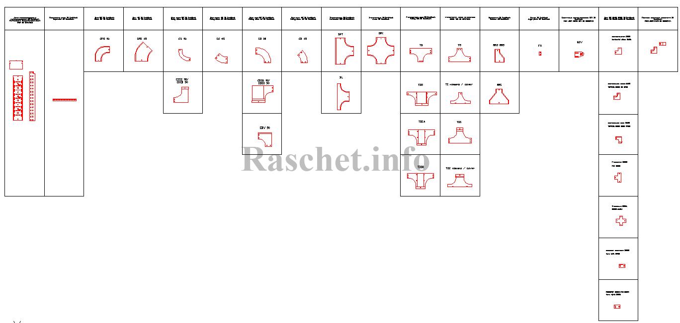Система «S5 — Combitech» — листовые лотки