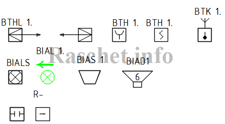 Динамические блоки АПС и СОУЭ
